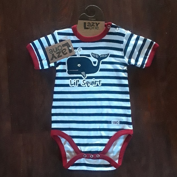 Other - Lazy One ADORABLE Onsie Size 18M